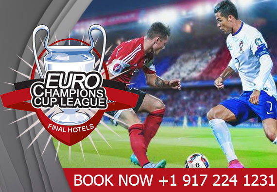 Book Euro Cup Luxury Hotels & event packages